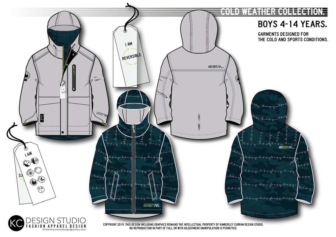 COLD WEATHER OUTERWEAR