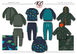 BOYS TODDLER RANGE