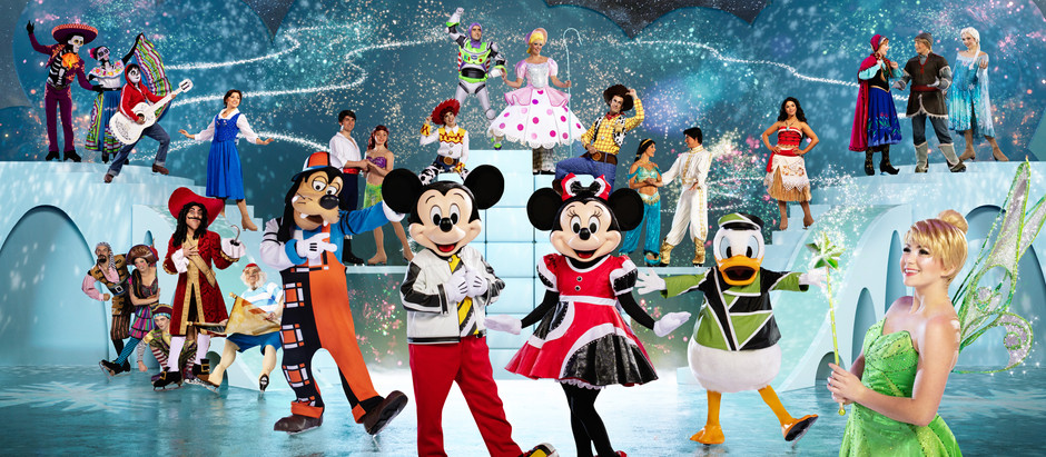 Disney On Ice Presents Mickey's Search Party is Coming to SoCal!