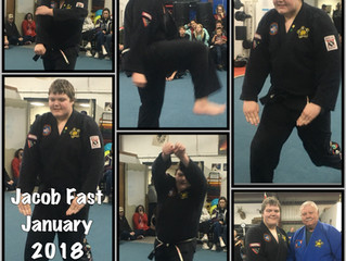 What Black Belt Means to Me
