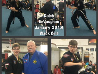 What Being a Black Belt Means to Me
