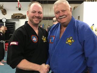 A Black Belt Achievment