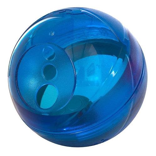 Rogz Tumbler Bleu – Distributeur de friandises ou de croquettes