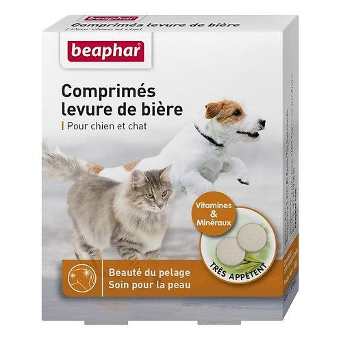 Comprimés levure de bière pour chien et chat - 100 comprimés