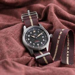 Textured watches