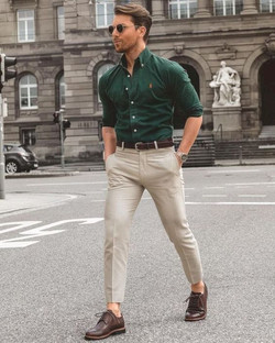 Classic button up shirt
