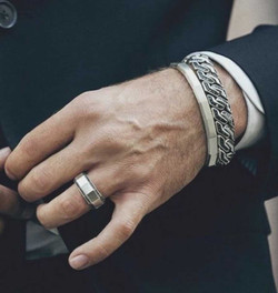 Ring and bracelet combo