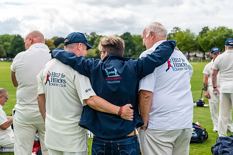 Help for Heroes Cricket Event - Tally Ho Confrence Centre, Birmingham