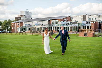 Outdoor Wedding TallyHo Birmingham