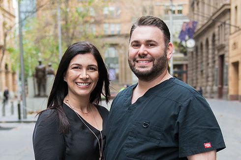 Drs-Melissa-and-Dean-Licenblat-Sydney-De