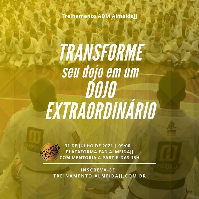 Dojo Extraordinário + Mentoria