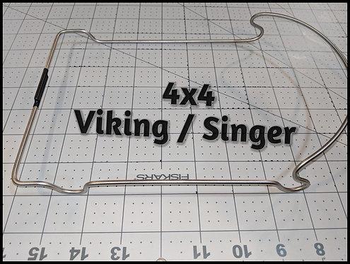4x4 Vik / Singer JTH