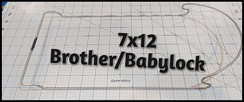 7x12 Brother / Babylock JTH