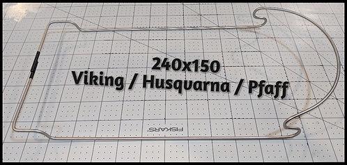 6x10 (240x150) Vik / Husq / Pfaff JTH