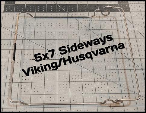 5x7 Sideways Viking/Husqvarna JTH