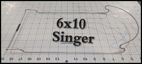 6x10 Singer JTH