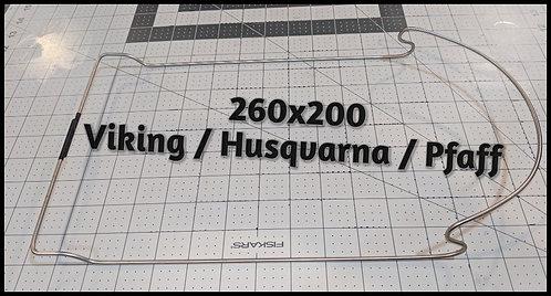 8x10 (260x200) Vik / Husq / Pfaff JTH
