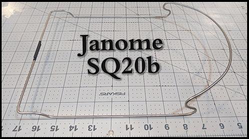Janome SQ20b JTH (MC400E/500E)