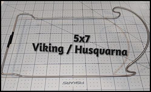 5x7 Viking / Husqvarna JTH