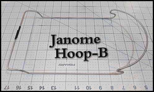 Janome / Bernina Hoop-B JTH