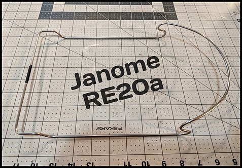 Janome RE20a JTH