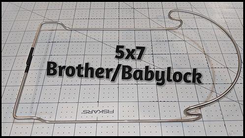 5x7 Original Brother / Babylock JTH
