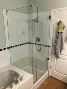 shower glass