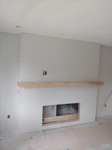 fireplace replace