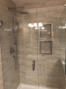 stand up shower1