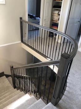 railings installed