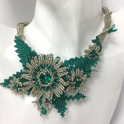 """K6026 NECKLACE """"ENCHANTED FOR FOREST"""""""