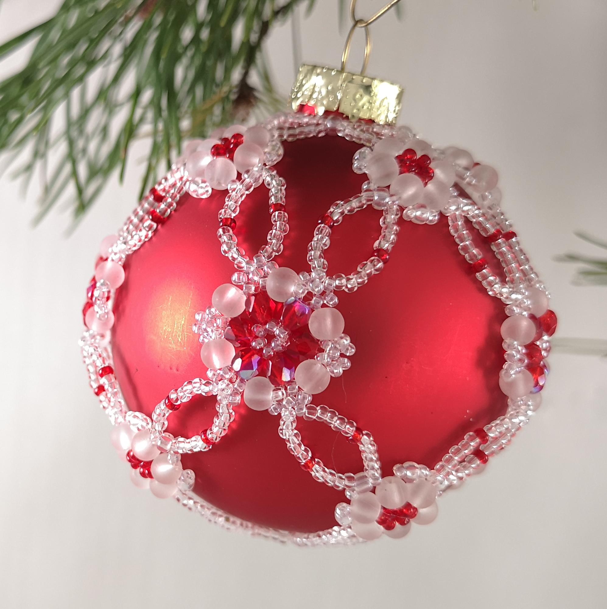 18051-1 christmas ball