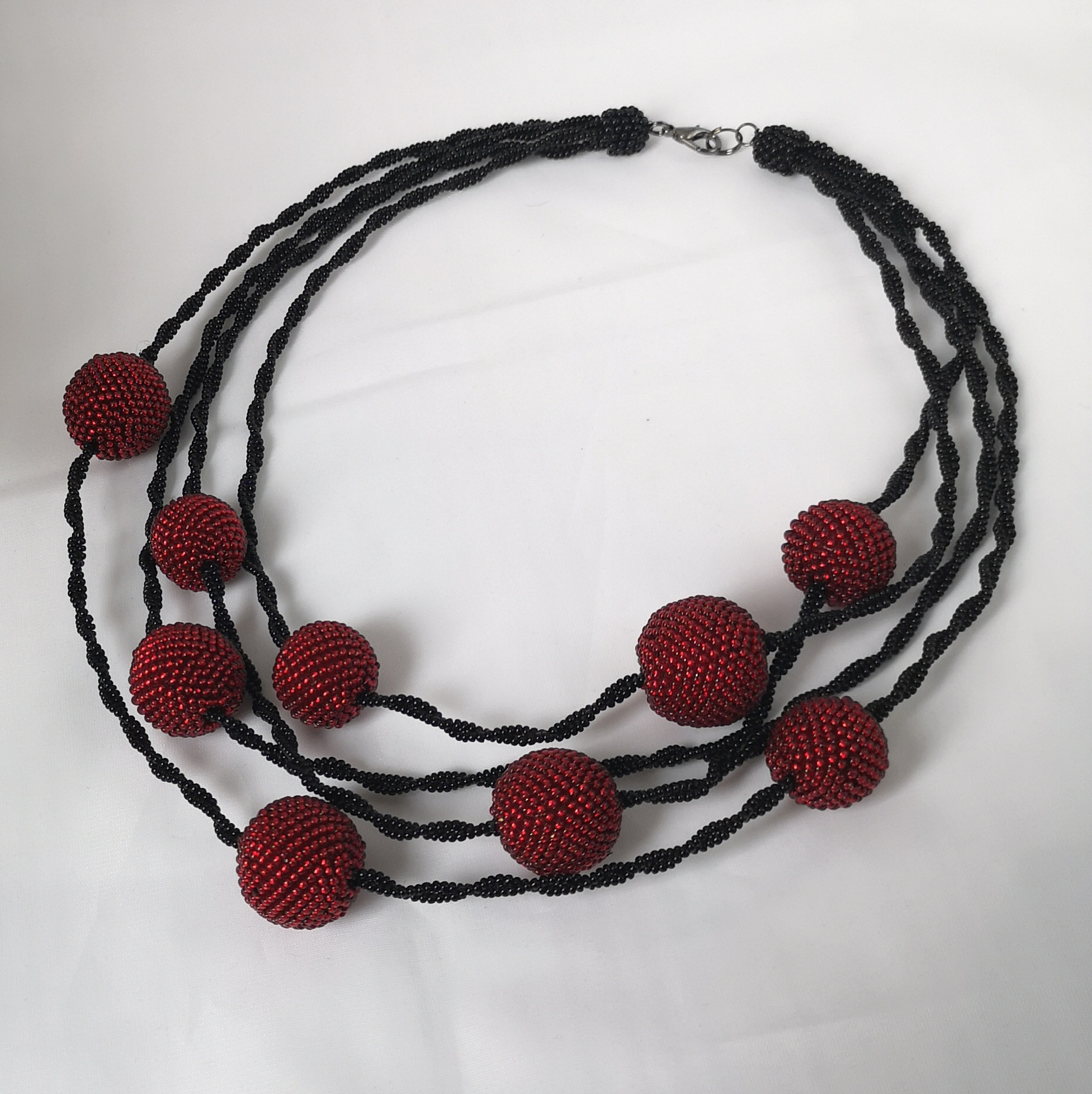 seed beads necklac (17)20069