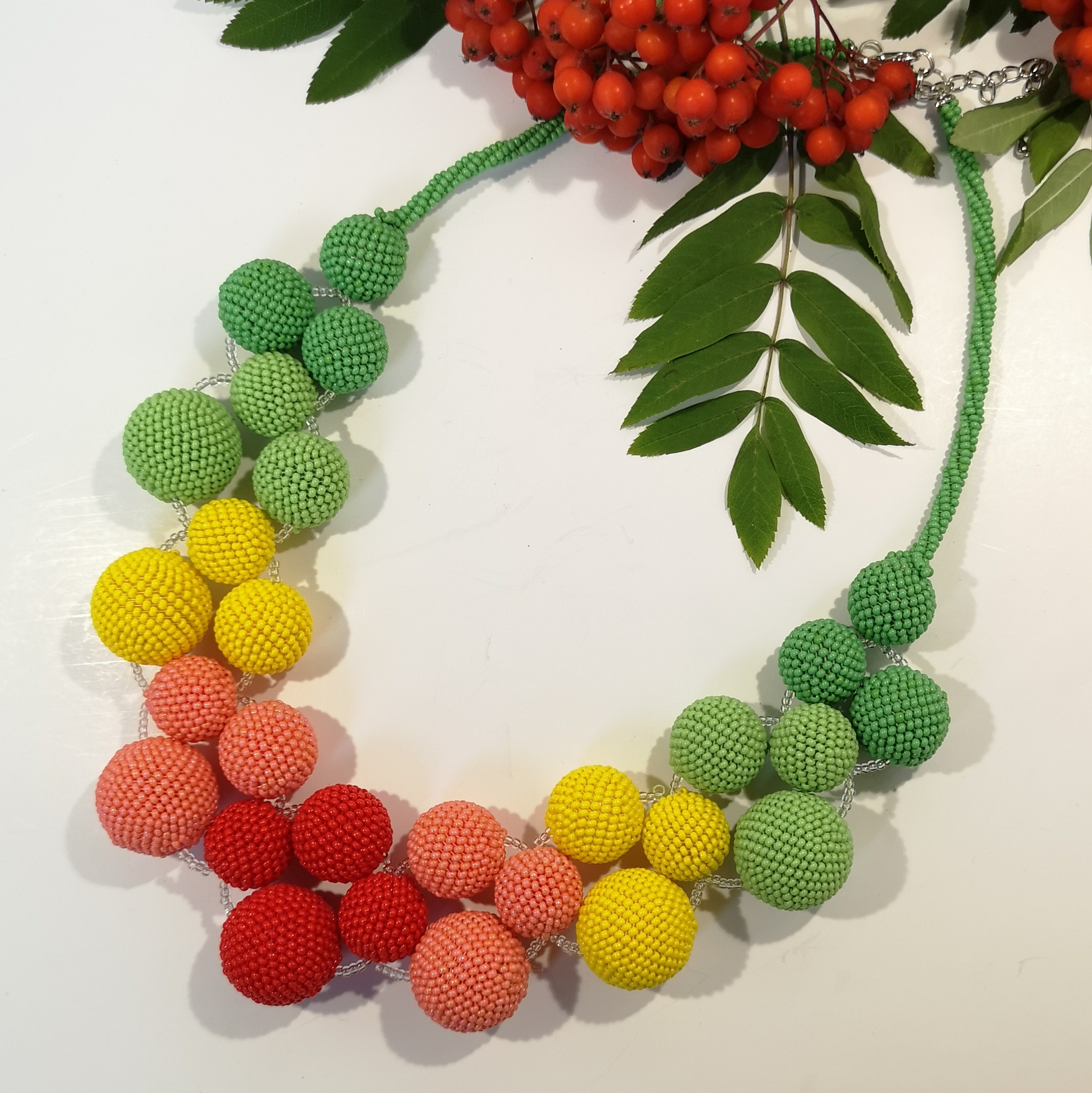 seed beads necklace (18)