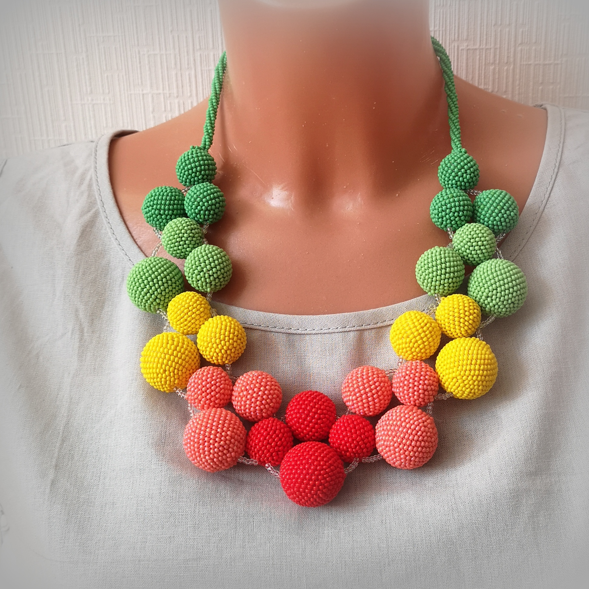 seed beads necklace (11)