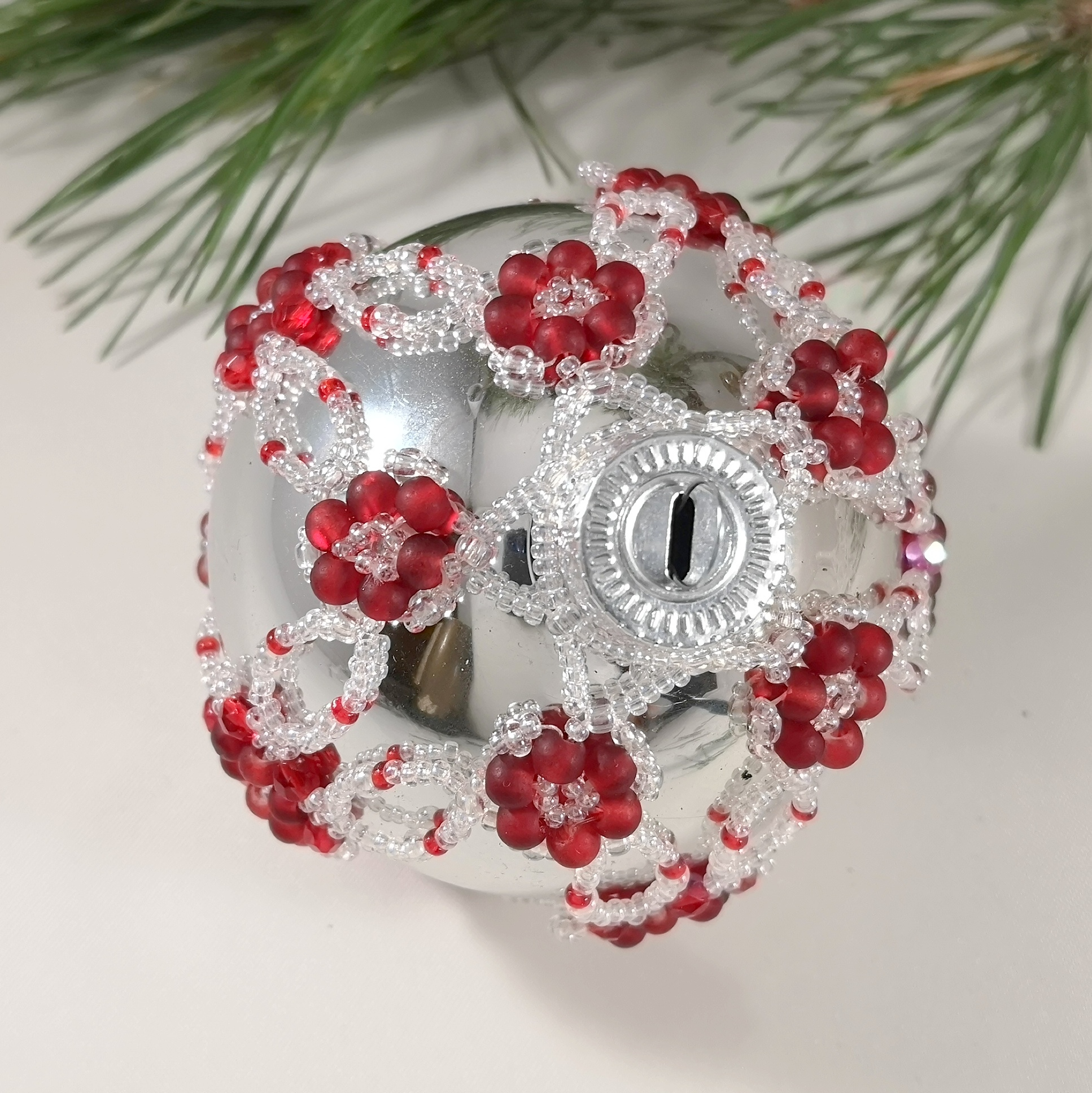 18051-2 christmas ornament