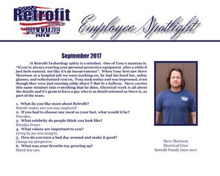 September Employee Spotlight