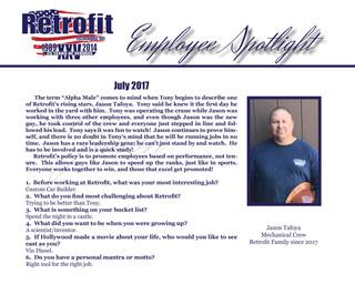 July Employee Spotlight