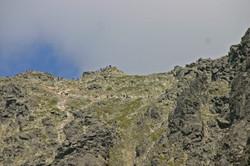 Rysy der Gipfel 1