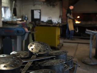Vom heißen Eisen zur Murtaler Räucherpfanne