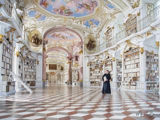 Die Admonter Stiftsbibliothek