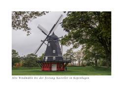 Windmühle_Festung_Kastellet