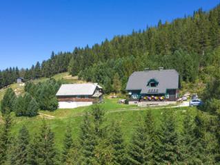 Weißensteinhütte-Ameringkogel-Größenberg
