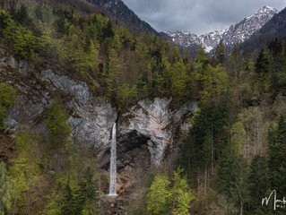 Der Wildensteiner Wasserfall
