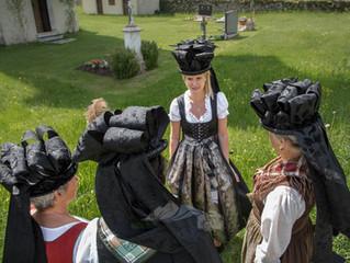 Frohnleichnam in Laßnitz ,,Laßnitz,, gibt es zwei: Die Grenze zwischen der Steiermark und Kärnten ve