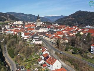 Eine Wanderung von Ruine zu Ruine mit tollen Aussichten auf Judenburg und das Aichfeld.