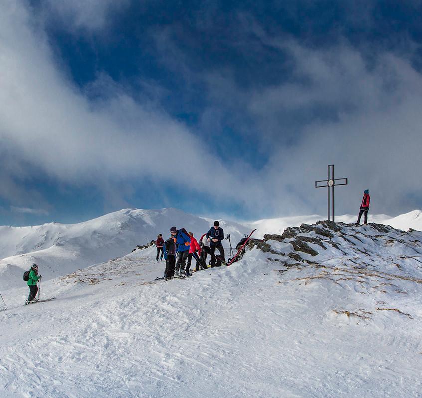 Gipfel Hohe Rannach_375A9475