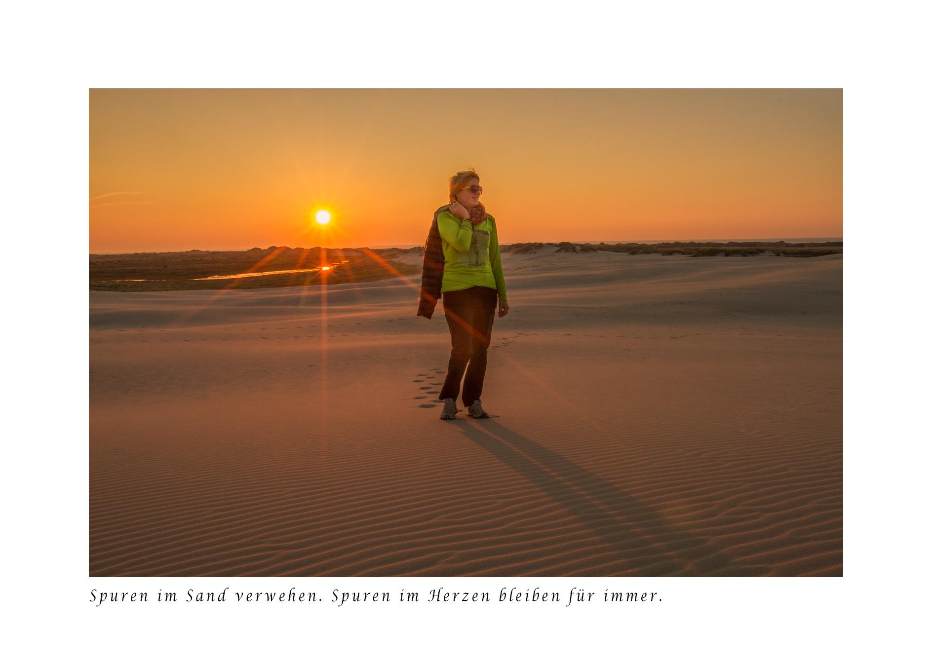 Marianne_Spuren im Sand
