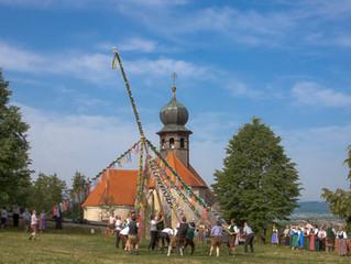 Die Pestkerze von St. Benedikten bei Knittelfeld