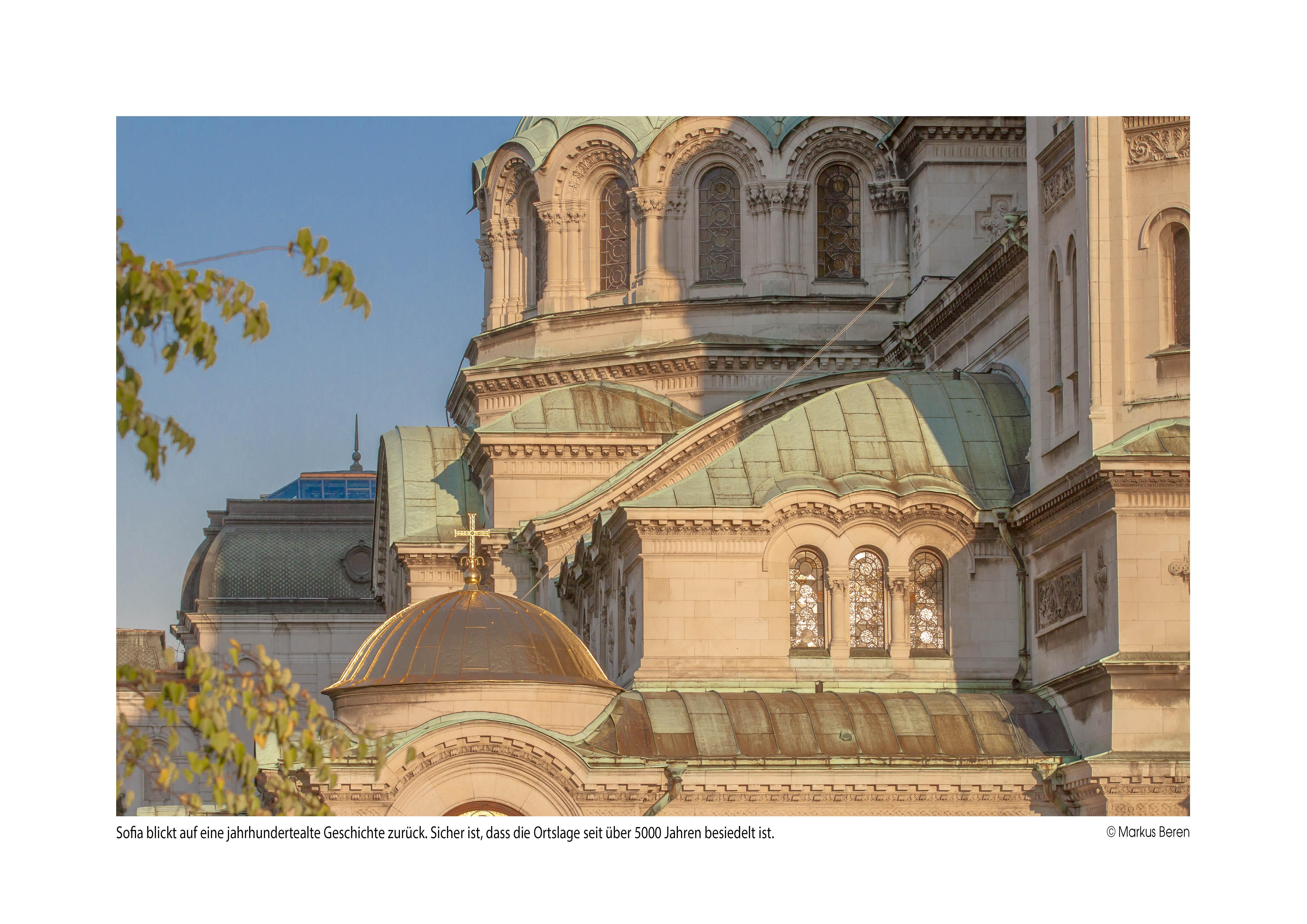 Sofia 5000 Jahre